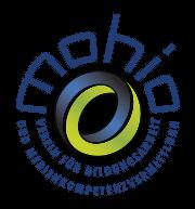 Logo: mohio e.V. - Verein für Bildungsarbeit und Medienkompetenzvermittlung