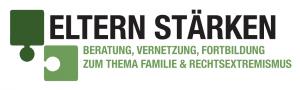 Logo: Eltern stärken. Beratung, Vernetzung, Fortbildung zum Thema Familie und Rechtsextremismus - Lichtblicke e.V.