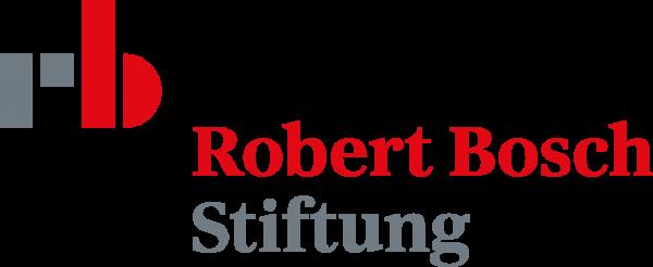 Logo und externer Link: Robert Bosch Stiftung